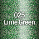 025 lime green